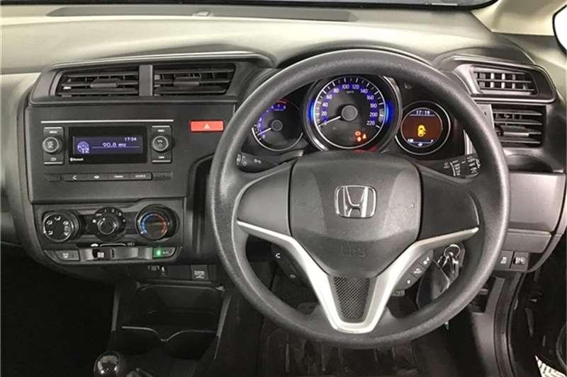 Honda Jazz 1.2 Trend 2015