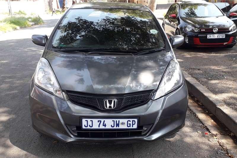 Honda Jazz 1.3 Comfort 2012