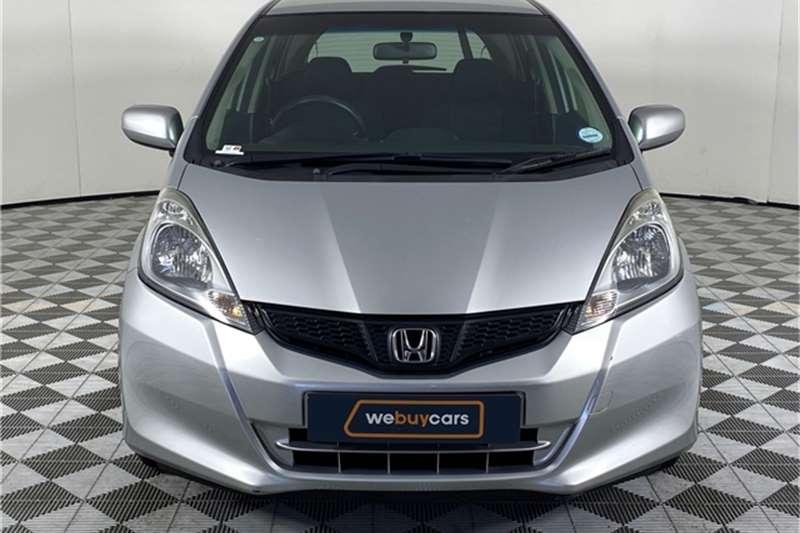 2014 Honda Jazz Jazz 1.3 Comfort