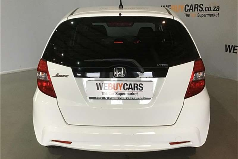Honda Jazz 1.3 Comfort auto 2011