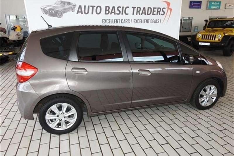 2012 Honda Jazz Jazz 1.3 Comfort auto