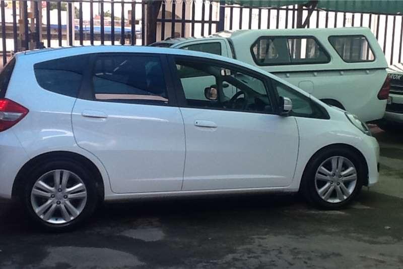Honda Jazz 1.3 Comfort auto 2012