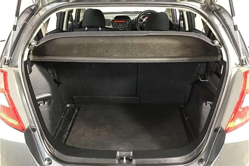 Honda Jazz 1.3 Comfort auto 2013