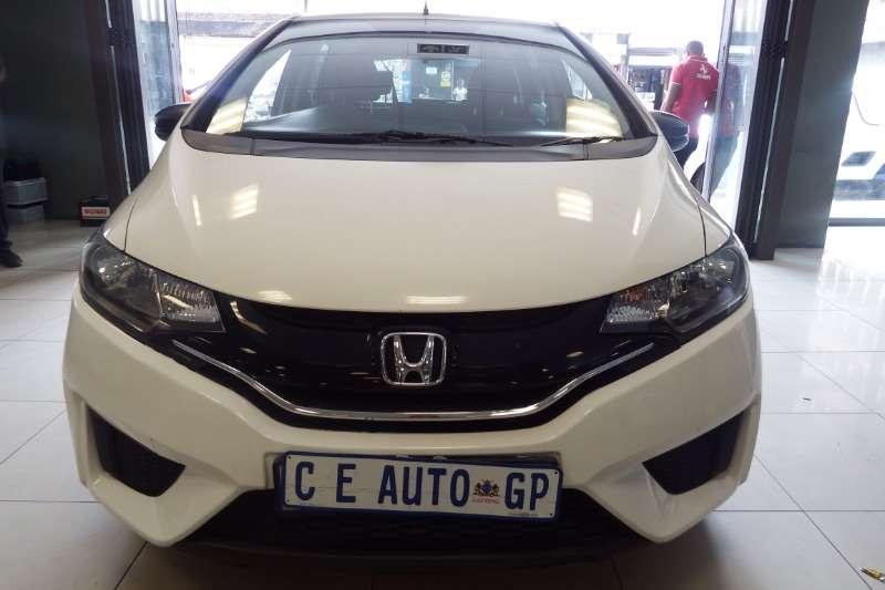Honda Jazz 1.3 IV Tec 2016