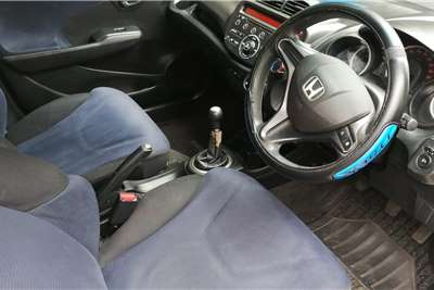 Honda Jazz 1.3 Trend 2011