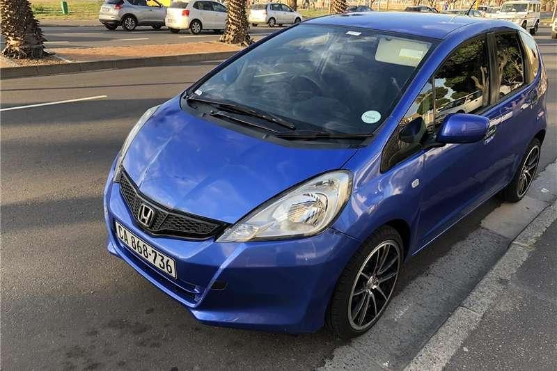Honda Jazz 1.3 Trend 2012