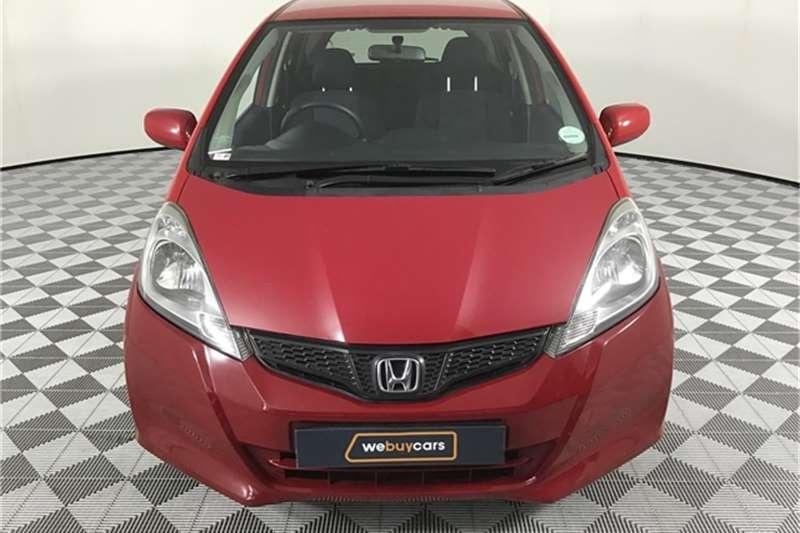 Honda Jazz 1.3 Trend 2013