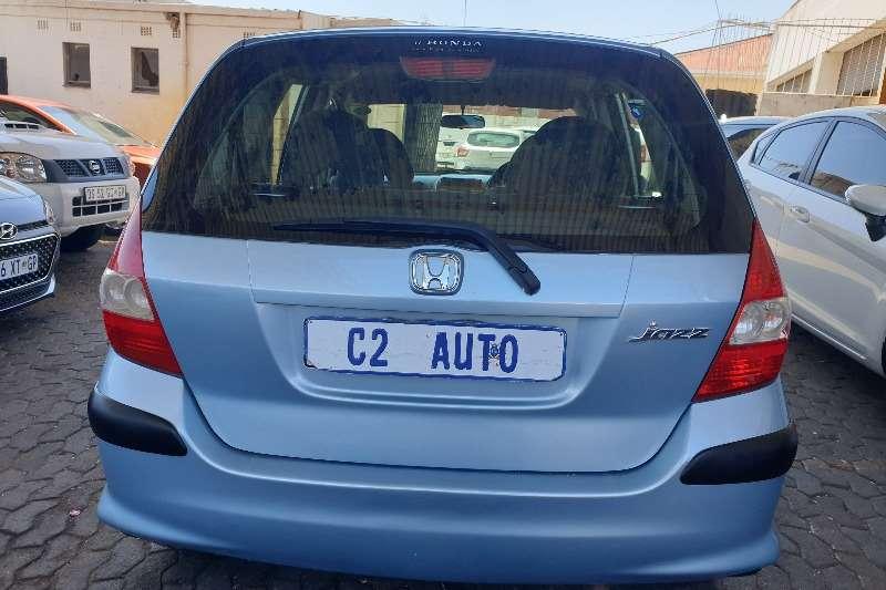 Used 2007 Honda Jazz 1.4