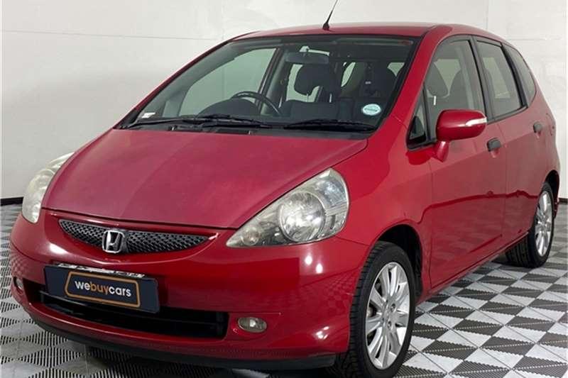2008 Honda Jazz Jazz 1.4