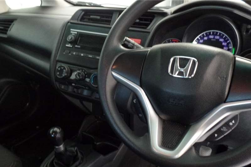 Used 2015 Honda Jazz 1.4