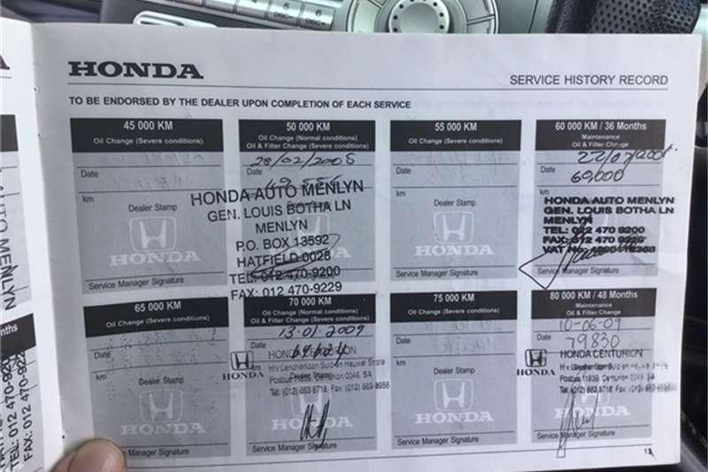 Honda Jazz 1.4 CVT 2006