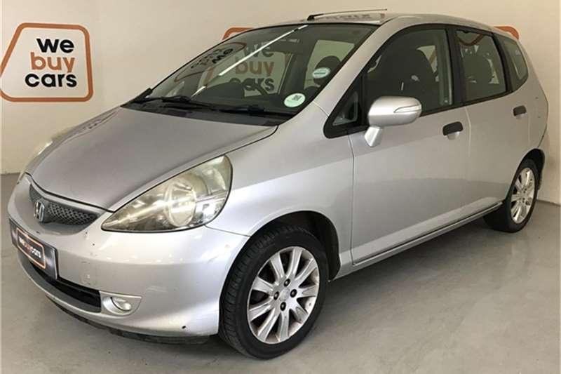 Honda Jazz 1.4 CVT 2007