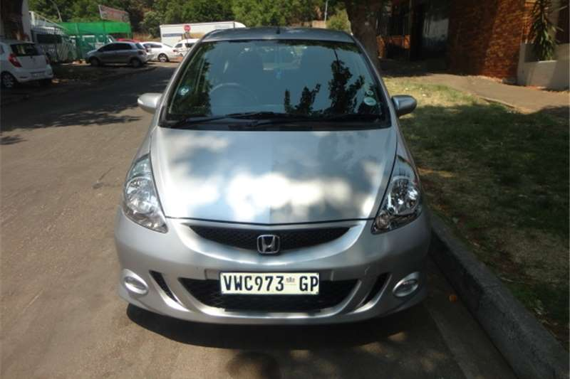 Honda Jazz 1.4 LX AUTOMATIC 2009