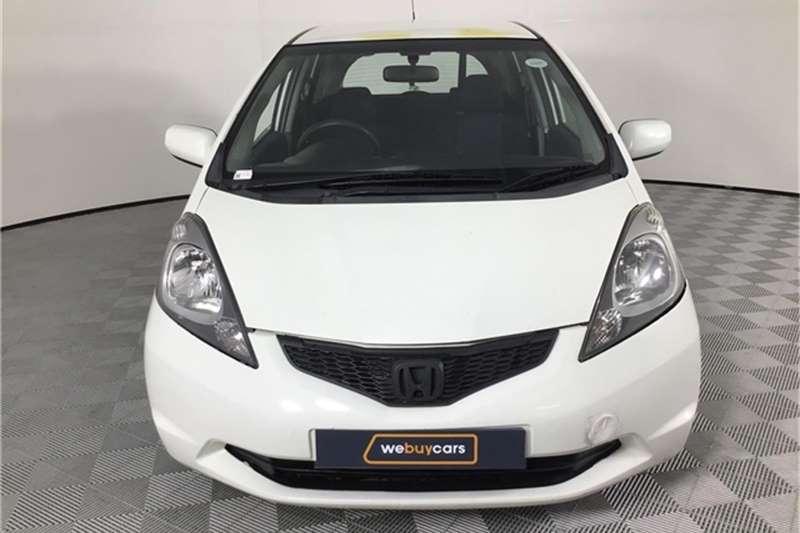 Honda Jazz 1.4 LX automatic 2010