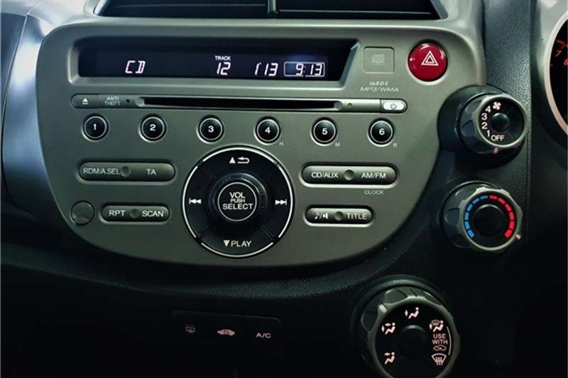 2011 Honda Jazz Jazz 1.4 LX automatic