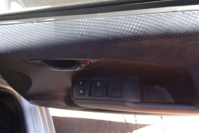 Honda Jazz 1.4 LX automatic 2013