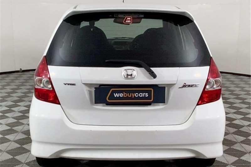 2007 Honda Jazz Jazz 1.5
