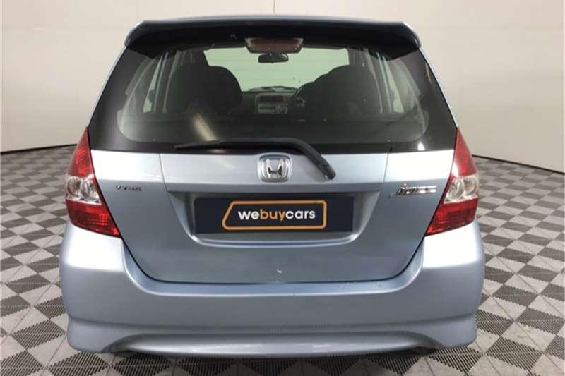 2008 Honda Jazz Jazz 1.5