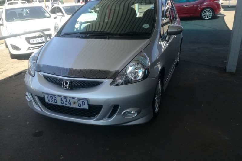 Honda Jazz 1.5 Automatic 2007