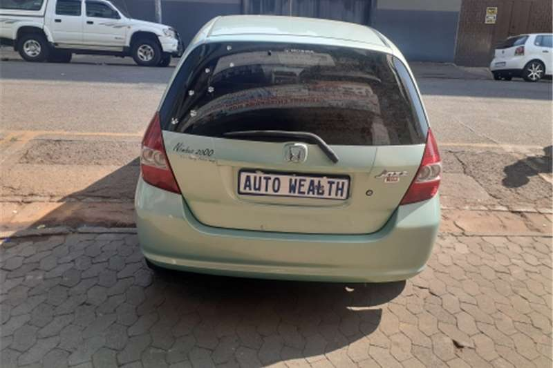 Honda Jazz 1.5 CVT 2006