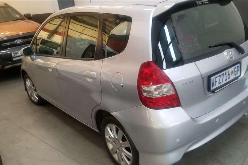 Honda Jazz 1.5 CVT 2007