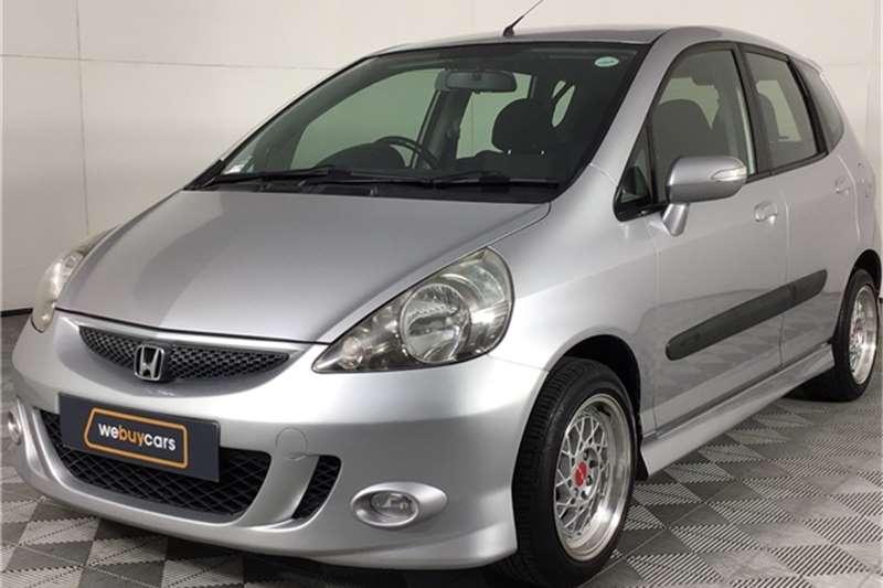 2008 Honda Jazz Jazz 1.5 CVT