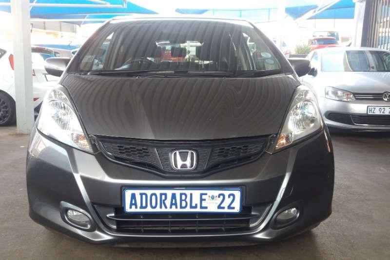 Honda Jazz 1.5 CVT 2012