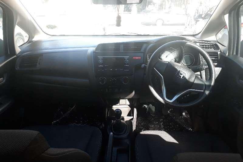 Honda Jazz 1.5 CVT 2016