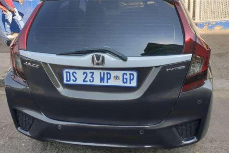 Used 2015 Honda Jazz 1.5 Dynamic