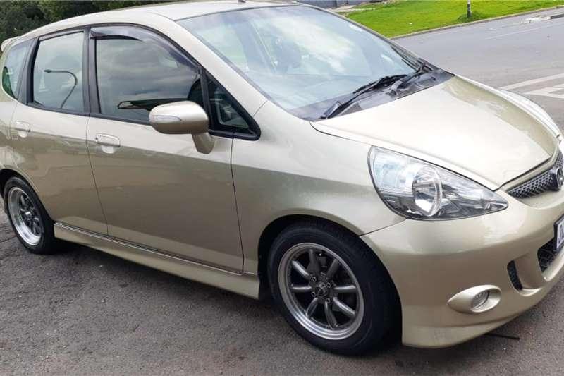 Used 2008 Honda Jazz 1.5 Dynamic auto