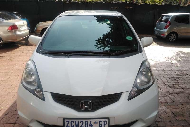 Honda Jazz 1.5 Dynamic auto 2010