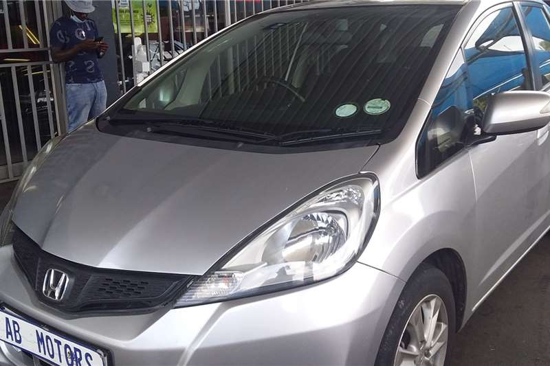 Honda Jazz 1.5 Dynamic auto 2012
