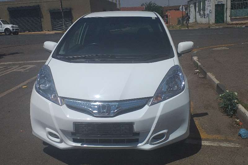 Honda Jazz 1.5 Dynamic auto 2013
