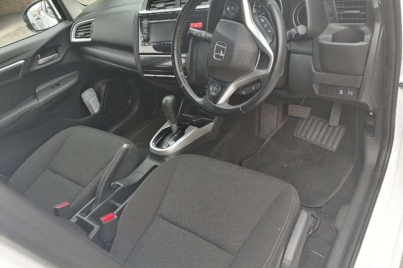 Honda Jazz 1.5 Dynamic auto 2015