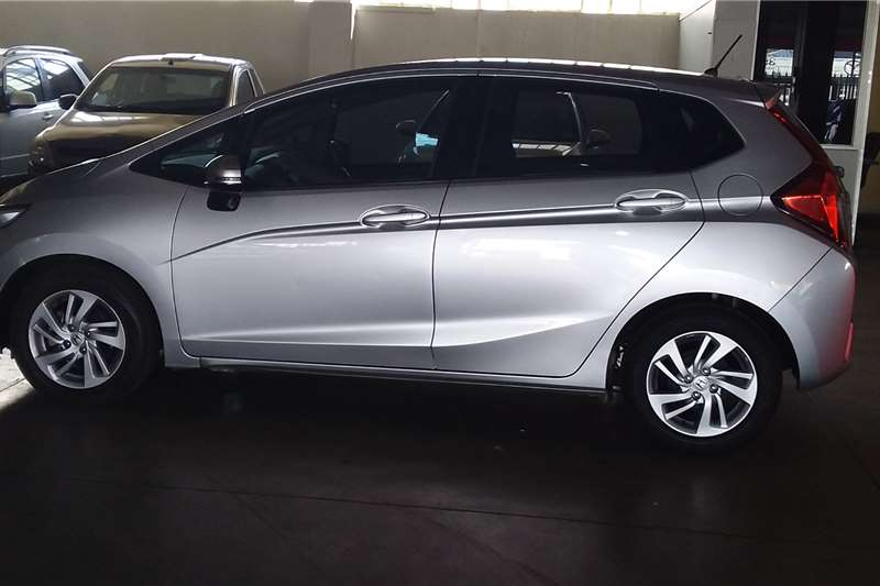 Honda Jazz 1.5 Dynamic auto 2015