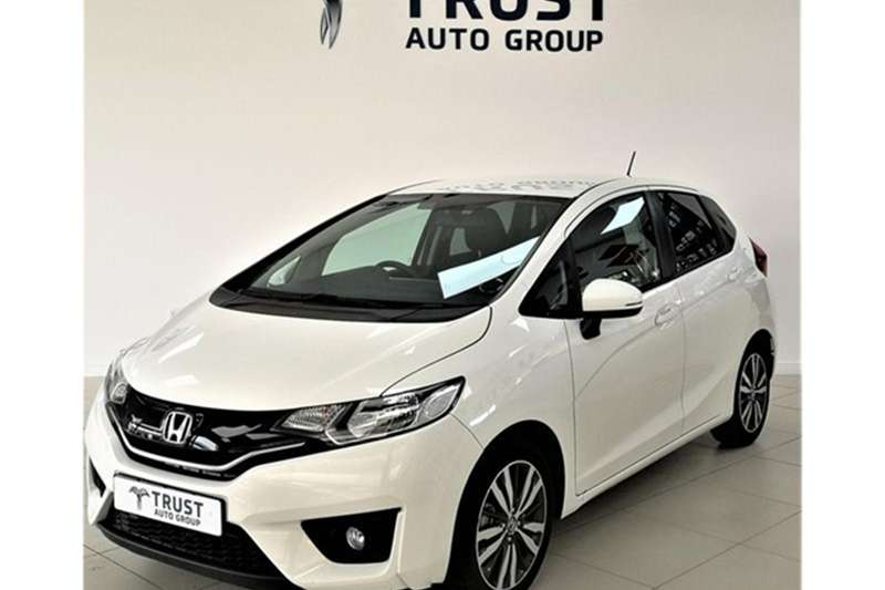 Honda Jazz 1.5 Dynamic auto 2017