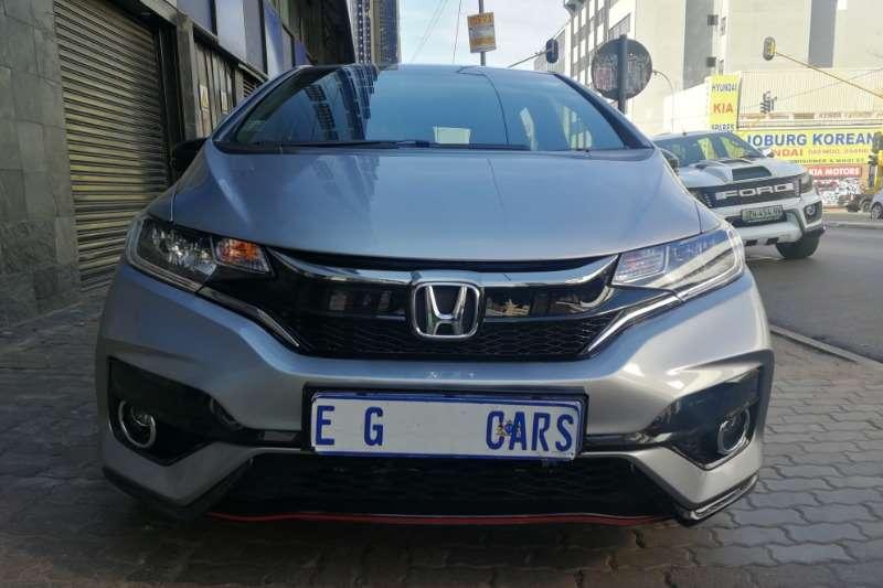 Honda Jazz 1.5 Dynamic auto 2018