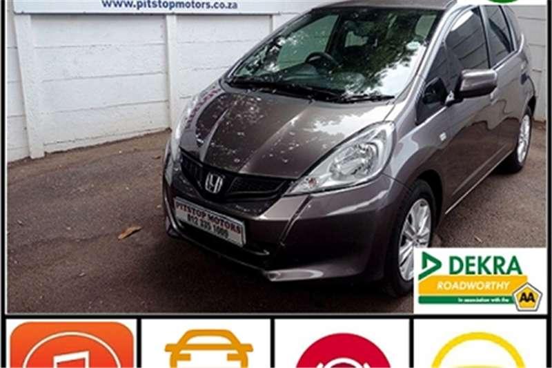 Honda Jazz 1.5 Elegance 2012