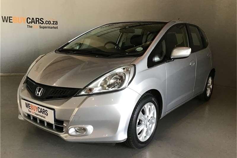 Honda Jazz 1.5 Elegance auto 2013