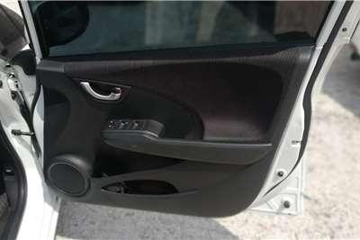 Honda Jazz 1.5 Elegance auto 2014
