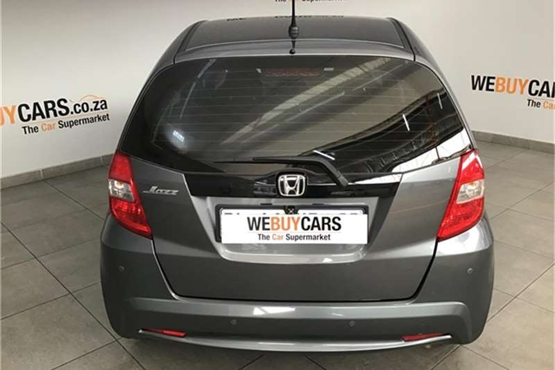 Honda Jazz 1.5 Elegance auto 2015