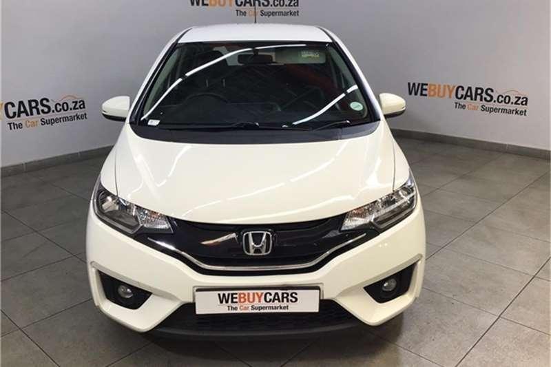 Honda Jazz 1.5 Elegance auto 2017