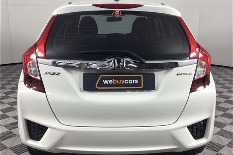 2017 Honda Jazz Jazz 1.5 Elegance auto
