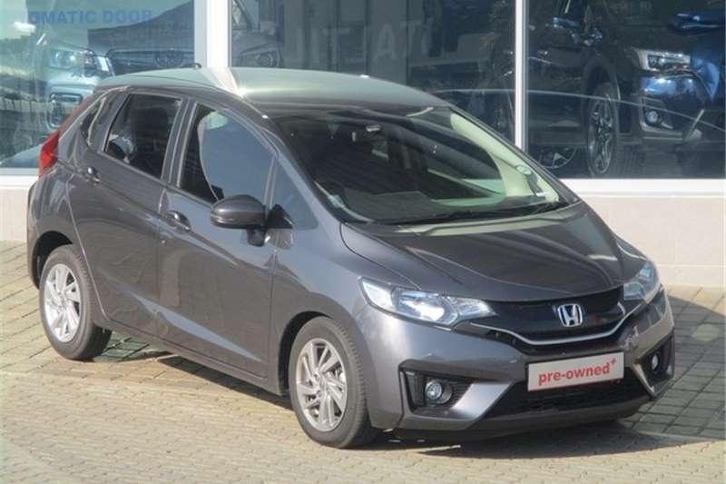 Honda Jazz 1.5 Elegance auto 2020