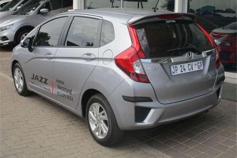 Demo 2020 Honda Jazz 1.5 Elegance auto