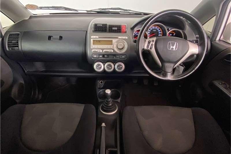 2008 Honda Jazz Jazz 1.5 EX