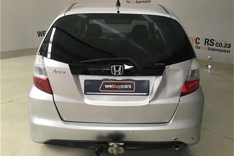 Honda Jazz 1.5 EX automatic 2010