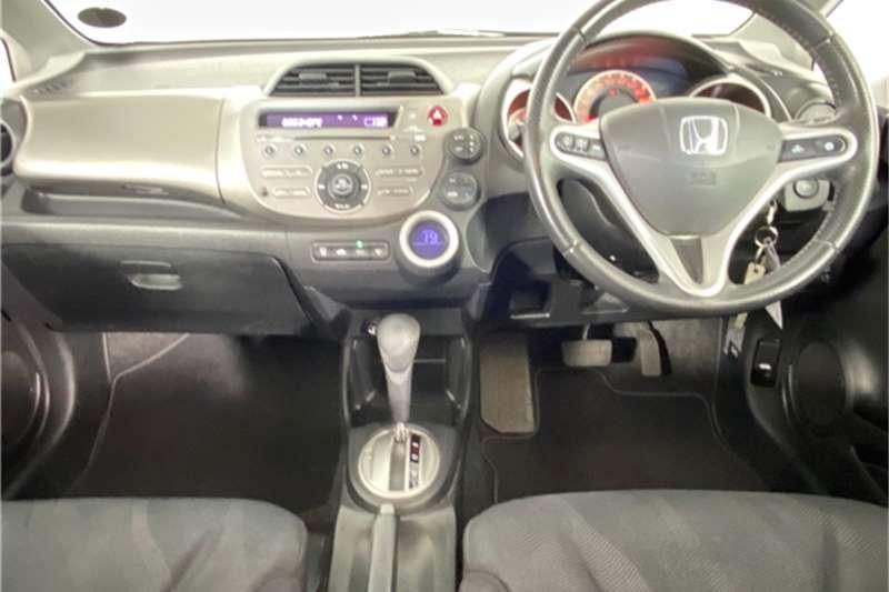 2010 Honda Jazz Jazz 1.5 EX automatic