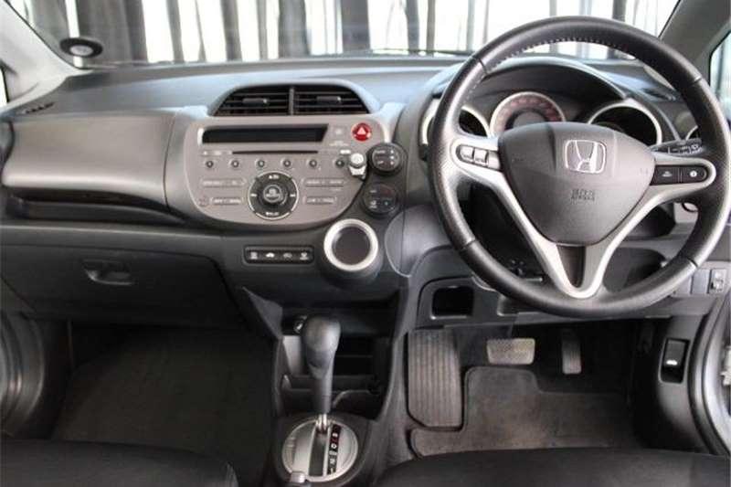 Honda Jazz 1.5 EX automatic 2011
