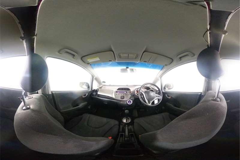 2011 Honda Jazz Jazz 1.5 EX automatic